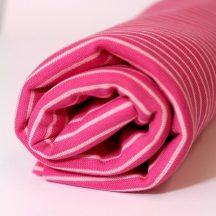 Pink-pink passzé (sötét- és világos rózsaszín csíkos)