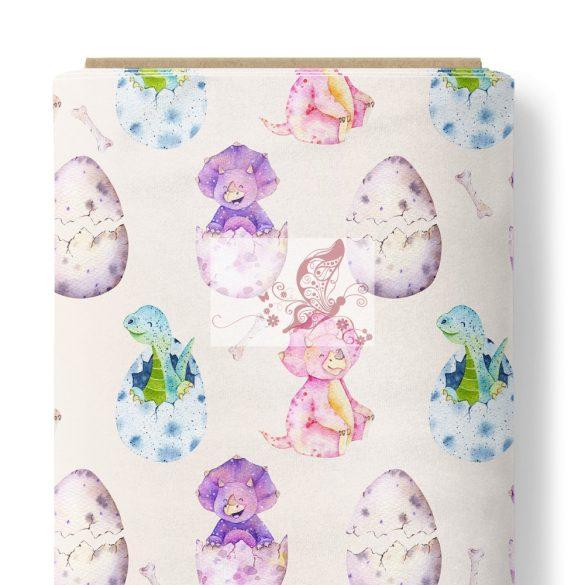 Színes dínók és tojások - futter