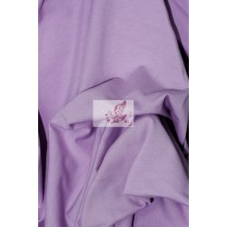 Halvány lila - egyszínű pamutjersey