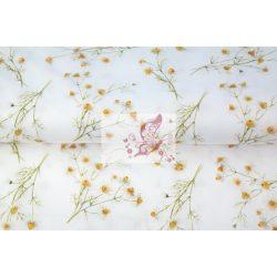 Kamilla - mintás pamut vászon