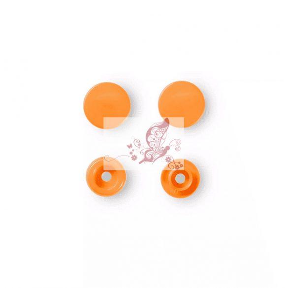 Műanyag patent - narancs