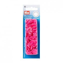 Műanyag patent - pink