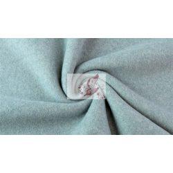 Pamut polár - melírozott szürkés kék