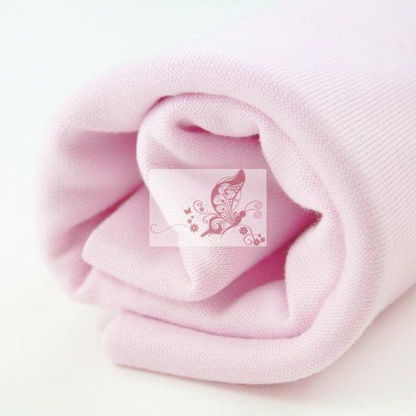 Halvány rózsaszín passzé (GOTS)