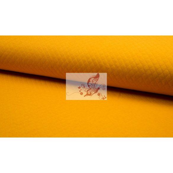 Mustár sárga steppelt pamut