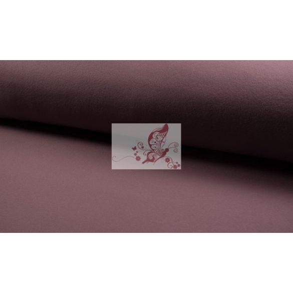Organikus pamut polár - mályva