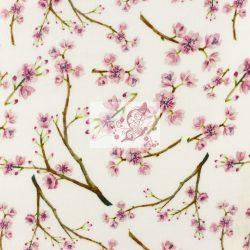 Cseresznye virágok - dupla géz